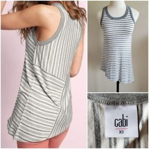 Cabi Side Out Tank Top #5394 XS